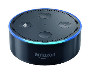 Image for Echo Dot (2nd Generation) - Black