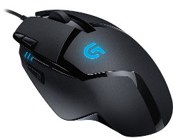 Image for Logitech G402 Hyperion Fury FPS Gaming Mouse