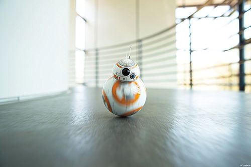 Image for Sphero Star Wars BB-8 App Controlled Robot