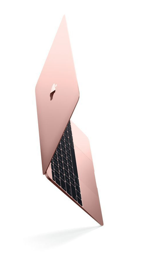 "Image for Apple 12"" rose gold MacBook with retina display"