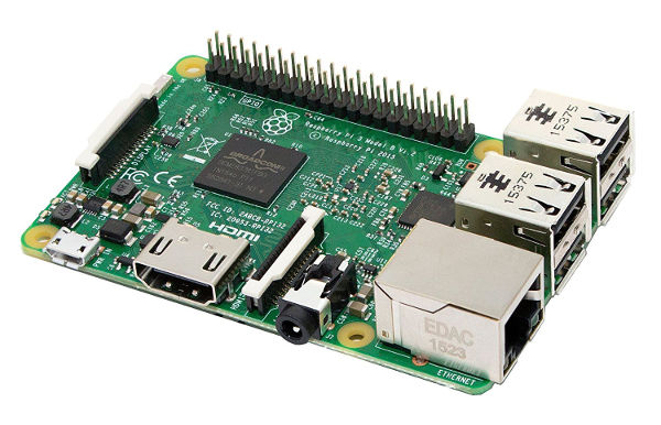 Image for Raspberry Pi 3 Model B Motherboard